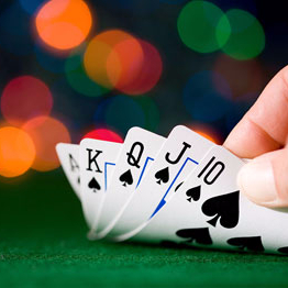 QQ Poker Gambling